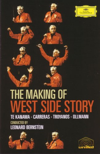 West Side Story-making of - L. Bernstein - Film - DEUTSCHE GRAMMOPHON - 0044007340547 - 14/6-2005