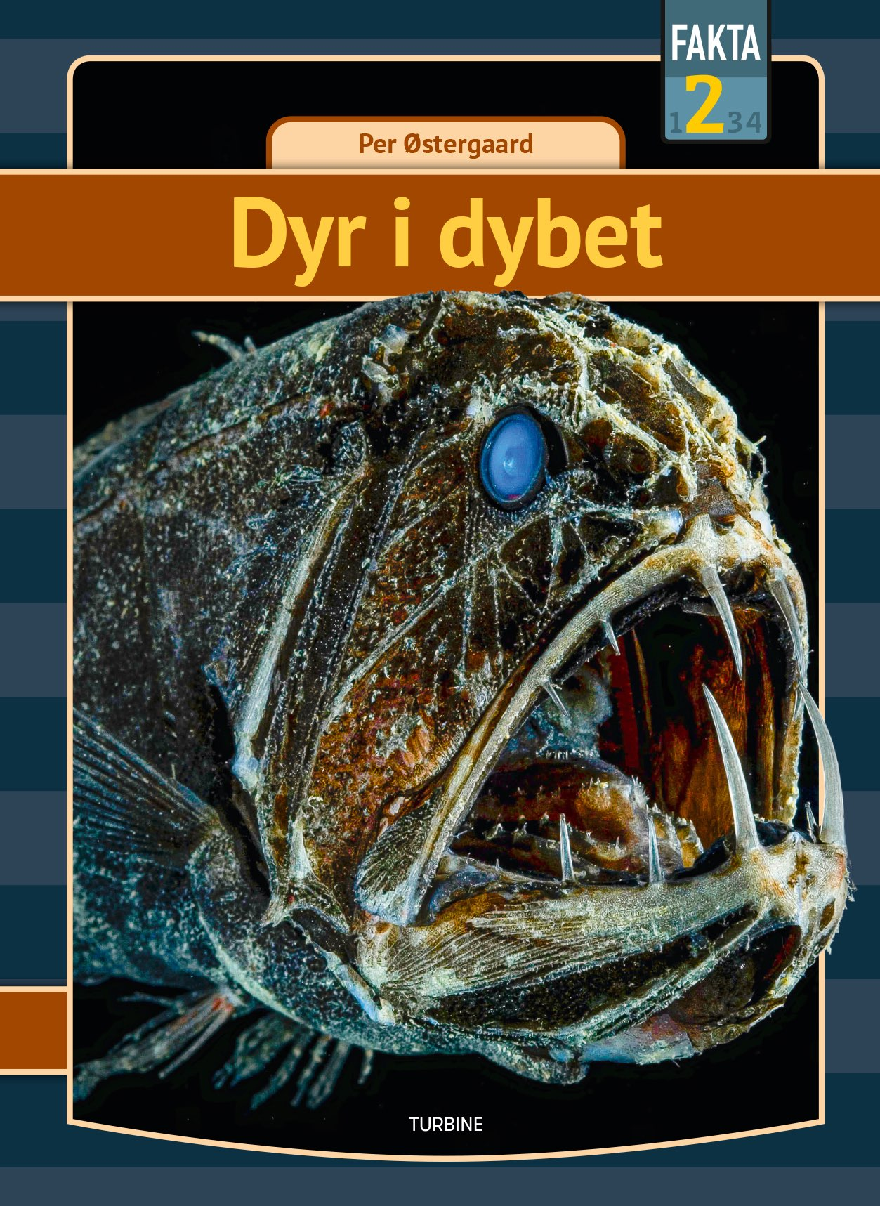 Fakta 2: Dyr i dybet - Per Østergaard - Bøger - Turbine - 9788740663549 - 29. jul 2020