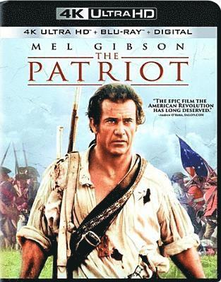 Patriot - Patriot - Film -  - 0043396528550 - 22/5-2018
