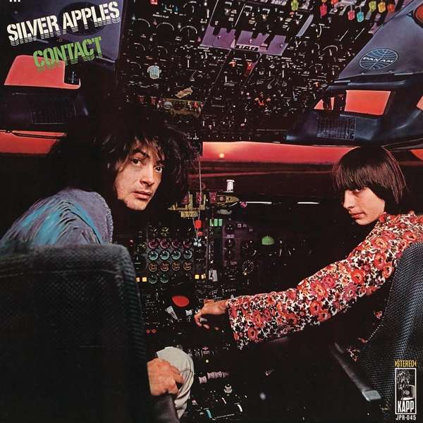 Contact - Silver Apples - Musik - JACKPOT - 0602557540550 - 10/11-2017