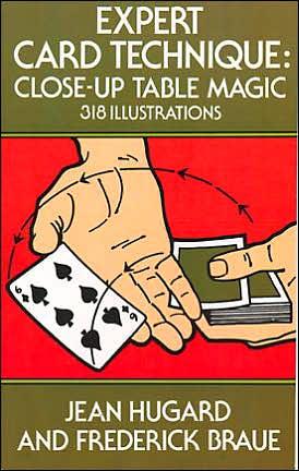 Expert Card Technique - Dover Magic Books - Jean Hugard - Bøger - Dover Publications Inc. - 9780486217550 - January 2, 2000