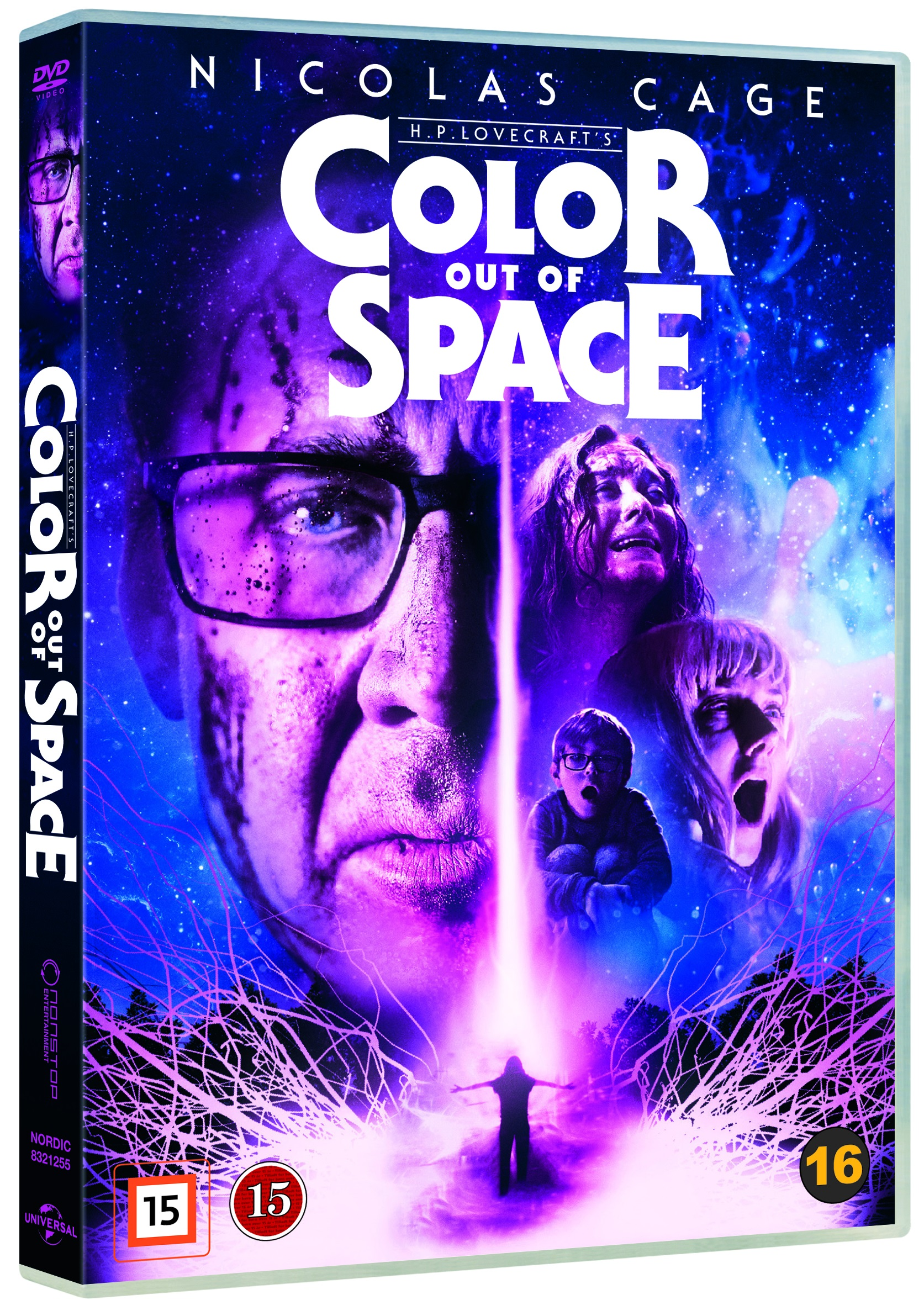 Color out of Space -  - Film -  - 5053083212551 - June 15, 2020