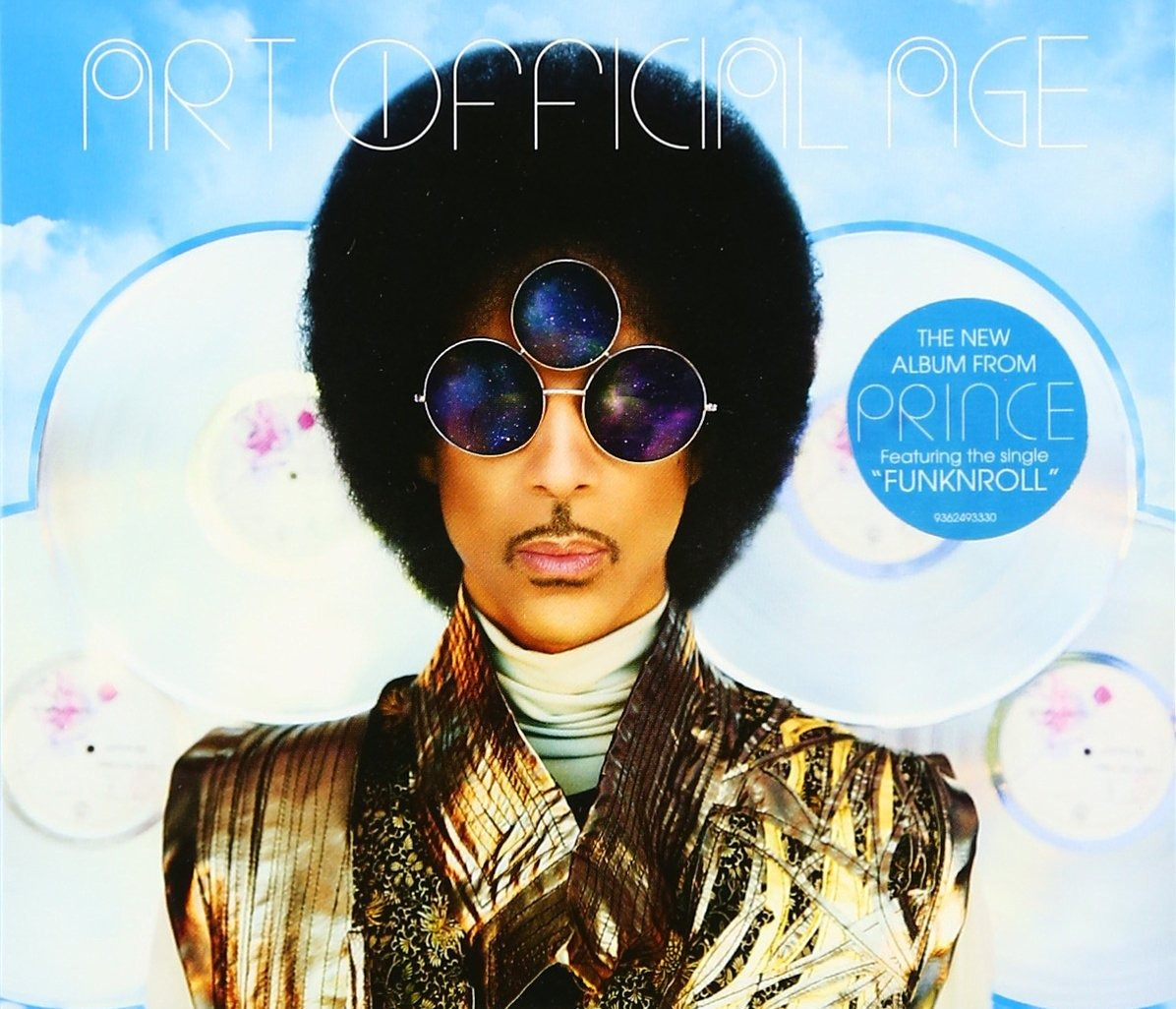 Prince - Art Official Age - Prince - Musik - MIS - 9397601001552 - 1970