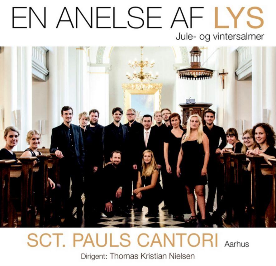 En Anelse af Lys (Jule- og Vintersalmer) - Sct. Pauls Cantori - Musik - GTW - 5707471037553 - November 15, 2014