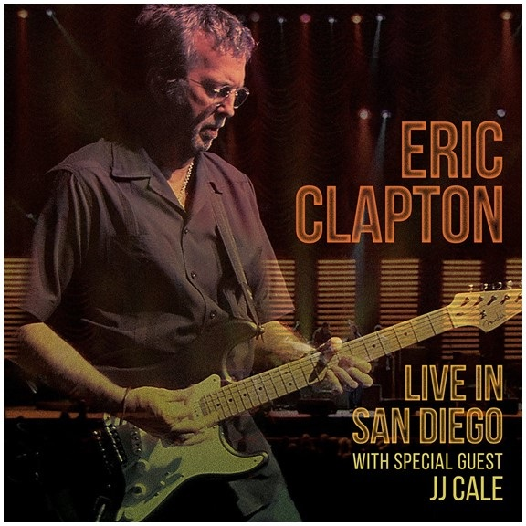 Live in San Diego (With Special Guest JJ Cale) - Eric Clapton - Musik -  - 0093624918554 - 30. september 2016