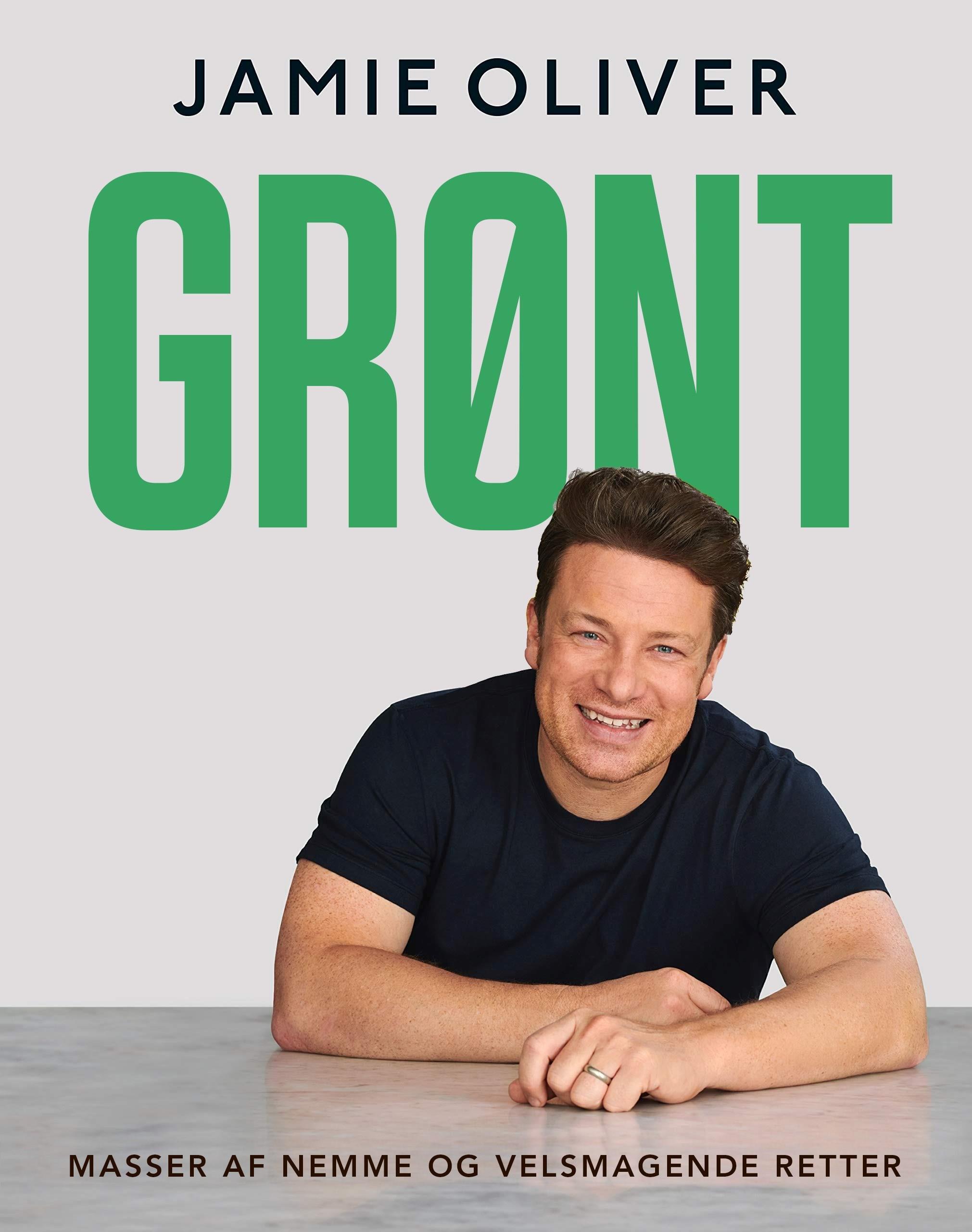 Grønt - Jamie Oliver - Bøger - Lindhardt og Ringhof - 9788711915554 - 15/11-2019