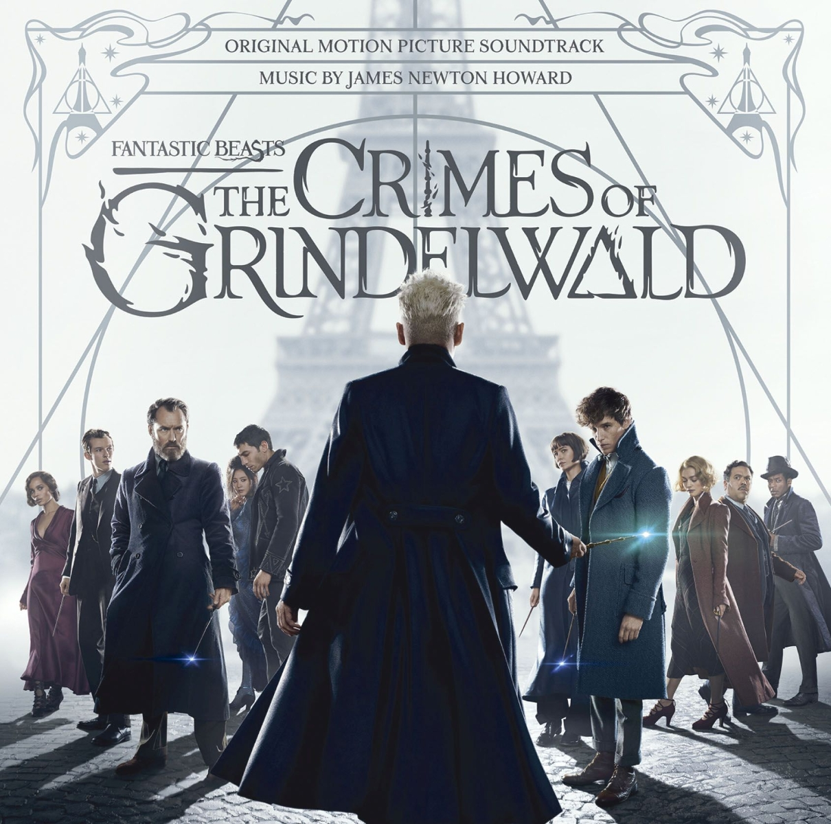 Fantastic Beasts:the Crimes Ofelwald Original Motion Picture - James Newton Howard - Musik - 6SI - 4547366381559 - 18. november 2021