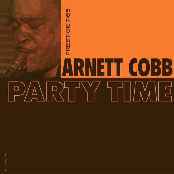 Party Time - Cobb Arnette - Musik - ANALOGUE PRODUCTIONS - 0753088716560 - March 23, 2018