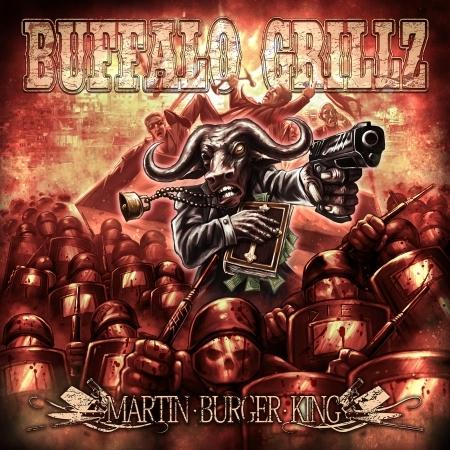 Martin Burger King - Buffalo Grillz - Musik - SUBSOUND RECORDS - 0753070199562 - March 3, 2017
