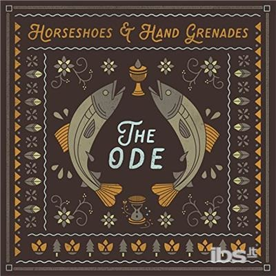 The Ode - Horseshoes & Hand Grenades - Musik - Tape Time Records - 0752830983564 - February 16, 2018