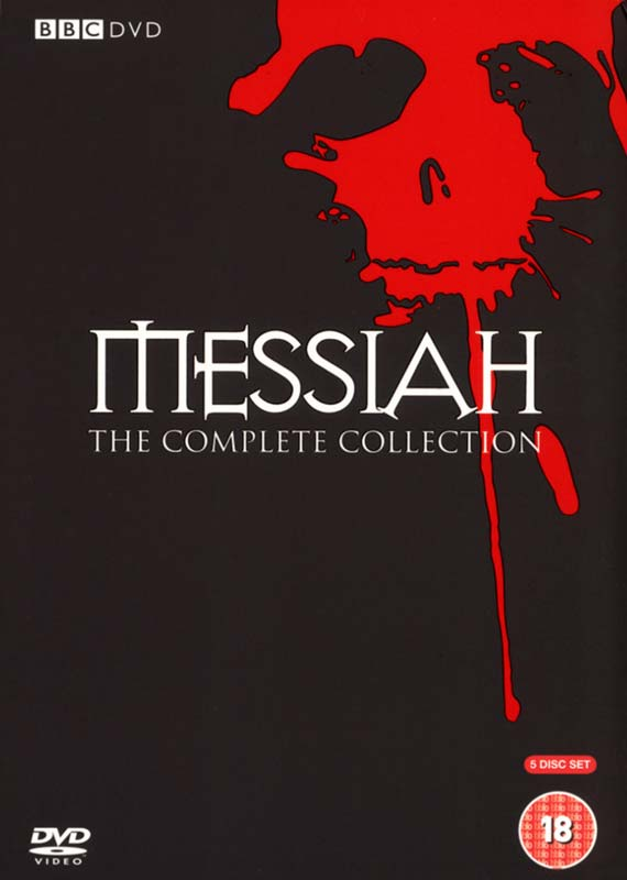 Messiah: Series 1-5 - Messiah: Series 1-5 - Film - 2 / Entertain Video - 5051561031564 - October 4, 2010