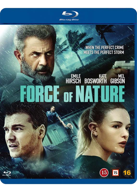 Force of Nature - Mel Gibson - Film -  - 5705535065566 - December 17, 2020