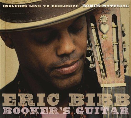 Booker's Guitar - Eric Bibb - Musik - BLUES - 0888072317567 - January 26, 2010