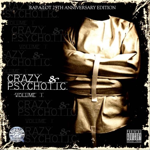 Crazy & Psychotic / Various - Crazy & Psychotic / Various - Musik - RPAL - 0044003102569 - 5/10-2010