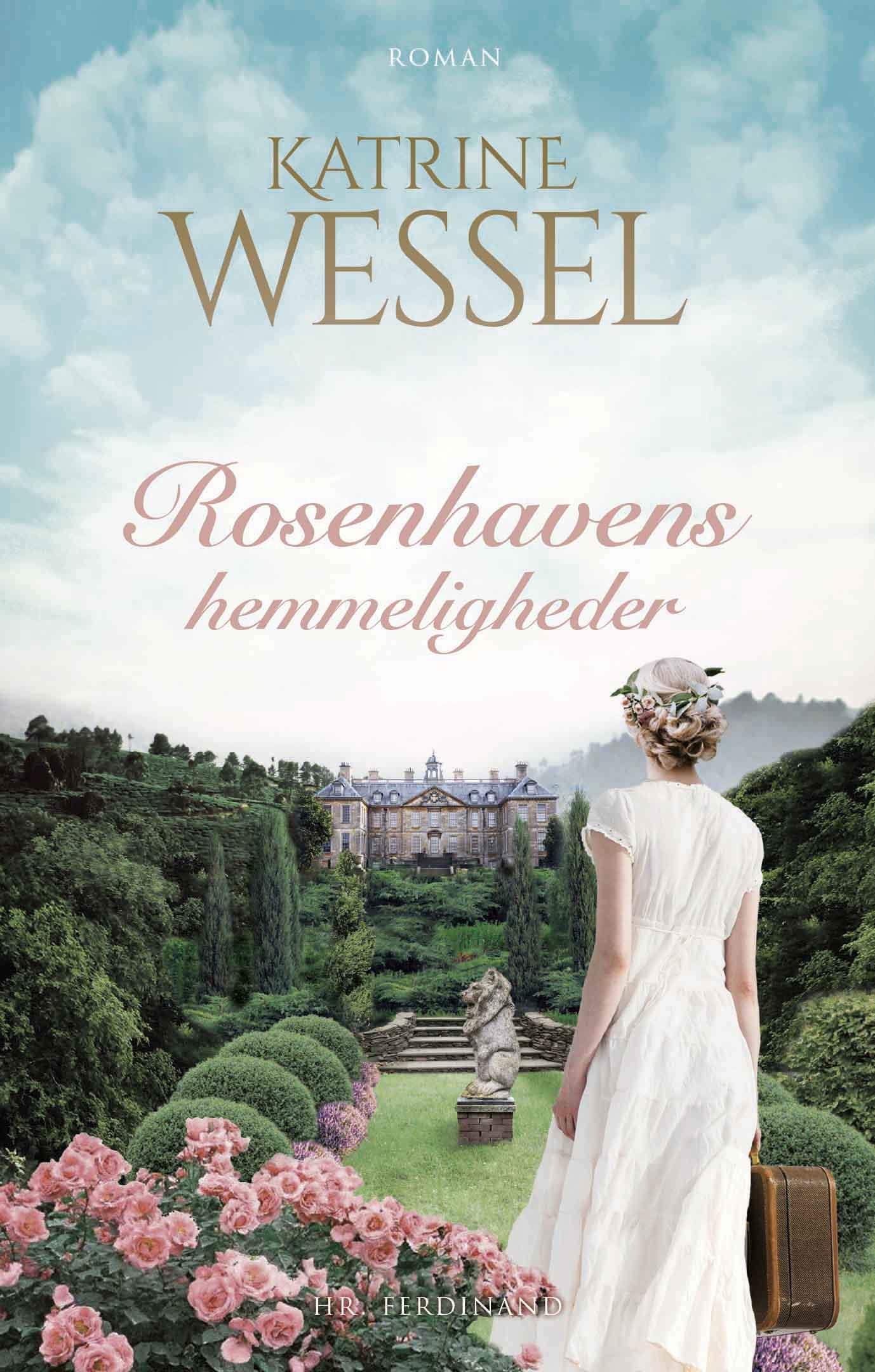 Familien Winther: Rosenhavens hemmeligheder - Katrine Wessel - Bøger - Hr. Ferdinand - 9788740067569 - 14/1-2021