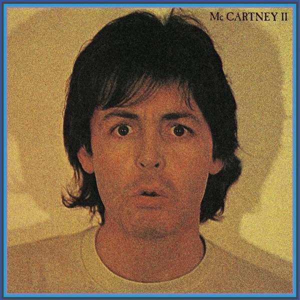 McCartney II - Paul Mccartney - Musik - UNIVERSAL - 0602557567571 - November 17, 2017