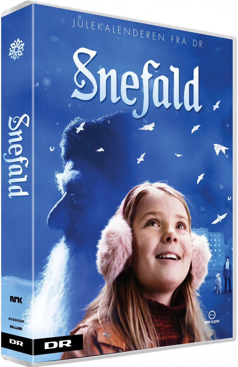 Snefald - DR Julekalender 2017 - Film -  - 5705535062572 - October 18, 2018