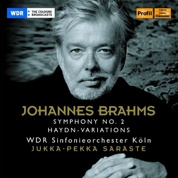 Symphony No.2 in D Major Op.73 - J. Brahms - Musik - PROFIL - 0881488170573 - 25/9-2017