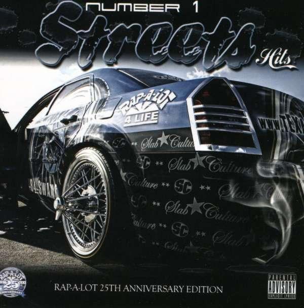 Number 1 Street Hits / Various - Number 1 Street Hits / Various - Musik - RPAL - 0044003102576 - 5/10-2010