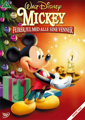 Mickey - Fejrer Jul med Alle Sine Venner - Walt Disney - Film - SF FILM - 8717418065577 - November 16, 2005
