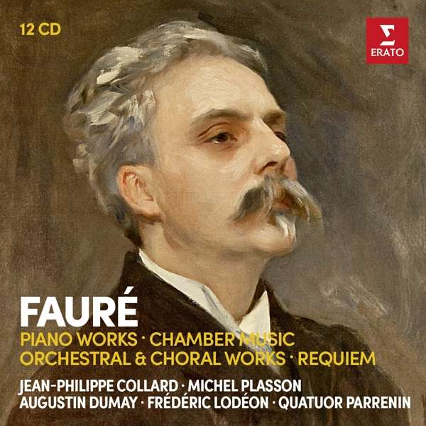 Piano Works & Chamber Music - G. Faure - Musik - WARNER CLASSICS - 0190295633578 - September 6, 2018