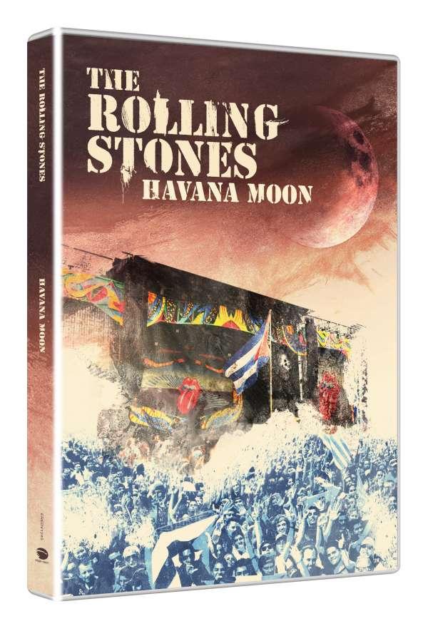 Havana Moon - The Rolling Stones - Musik - EAGLE ROCK ENTERTAINMENT - 5034504124578 - 11/11-2016
