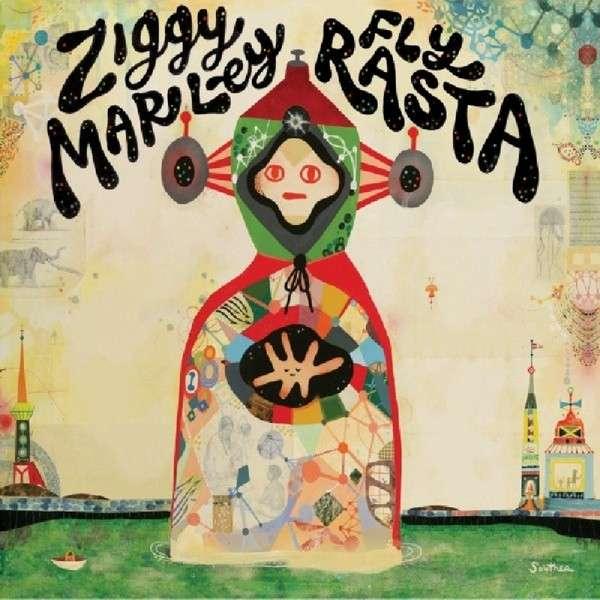 Fly Rasta - Ziggy Marley - Musik - E  V2E - 8717931325578 - April 14, 2014
