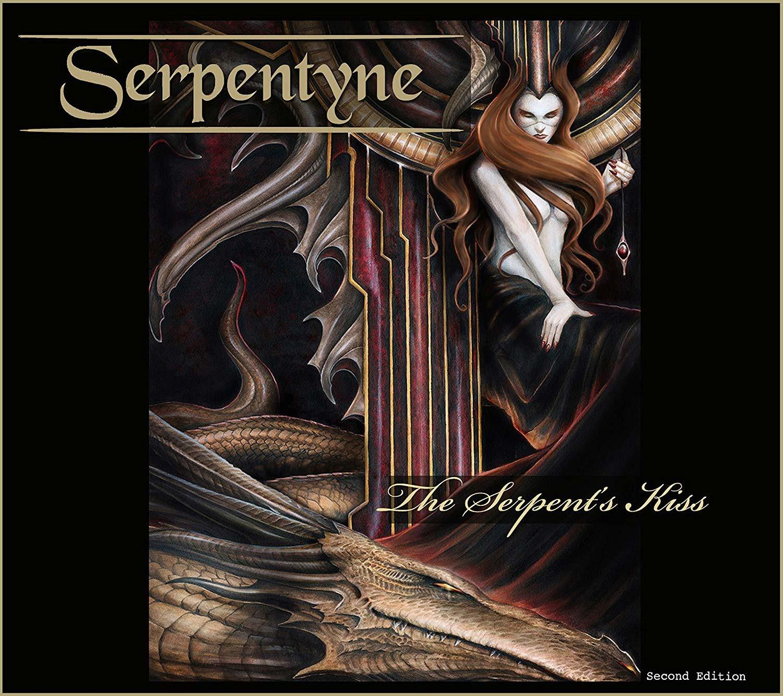 Serpent's Kiss - Serpentyne - Musik - DUTCH MUSIC WORKS - 0045635129580 - January 24, 2020