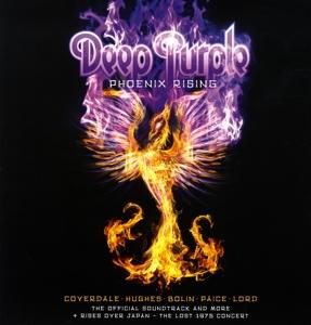 Phoenix Rising - Deep Purple - Musik - EARMUSIC - 4029759096580 - 8/8-2014
