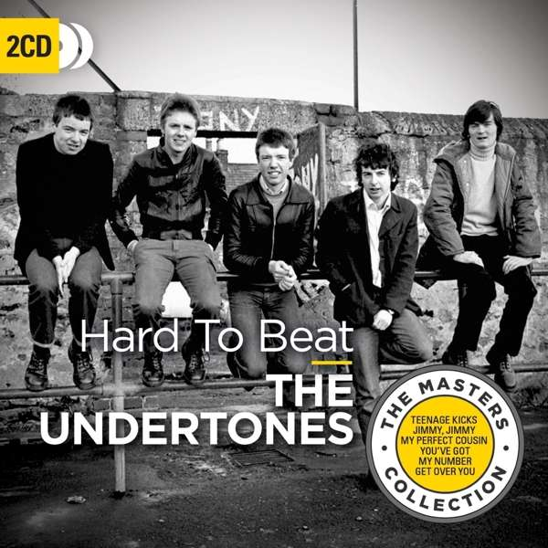 Hard to Beat - The Undertones - Musik - BMG Rights Management LLC - 4050538394580 - July 27, 2018