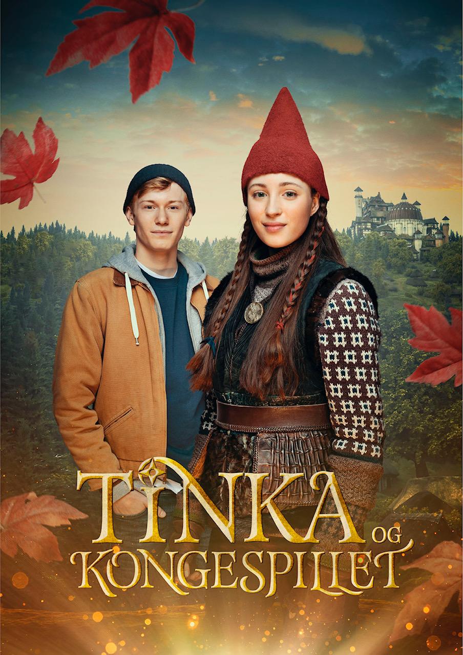 Tinka og Kongespillet -  - Film -  - 5705535065580 - 15/10-2020