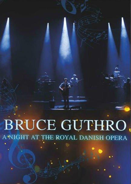A Night At The Royal Danish Opera - Bruce Guthro - Film -  - 9951027417580 - 2020