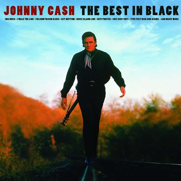 Best in Black - Johnny Cash - Musik - BELLEVUE - 5711053020581 - 19. marts 2021