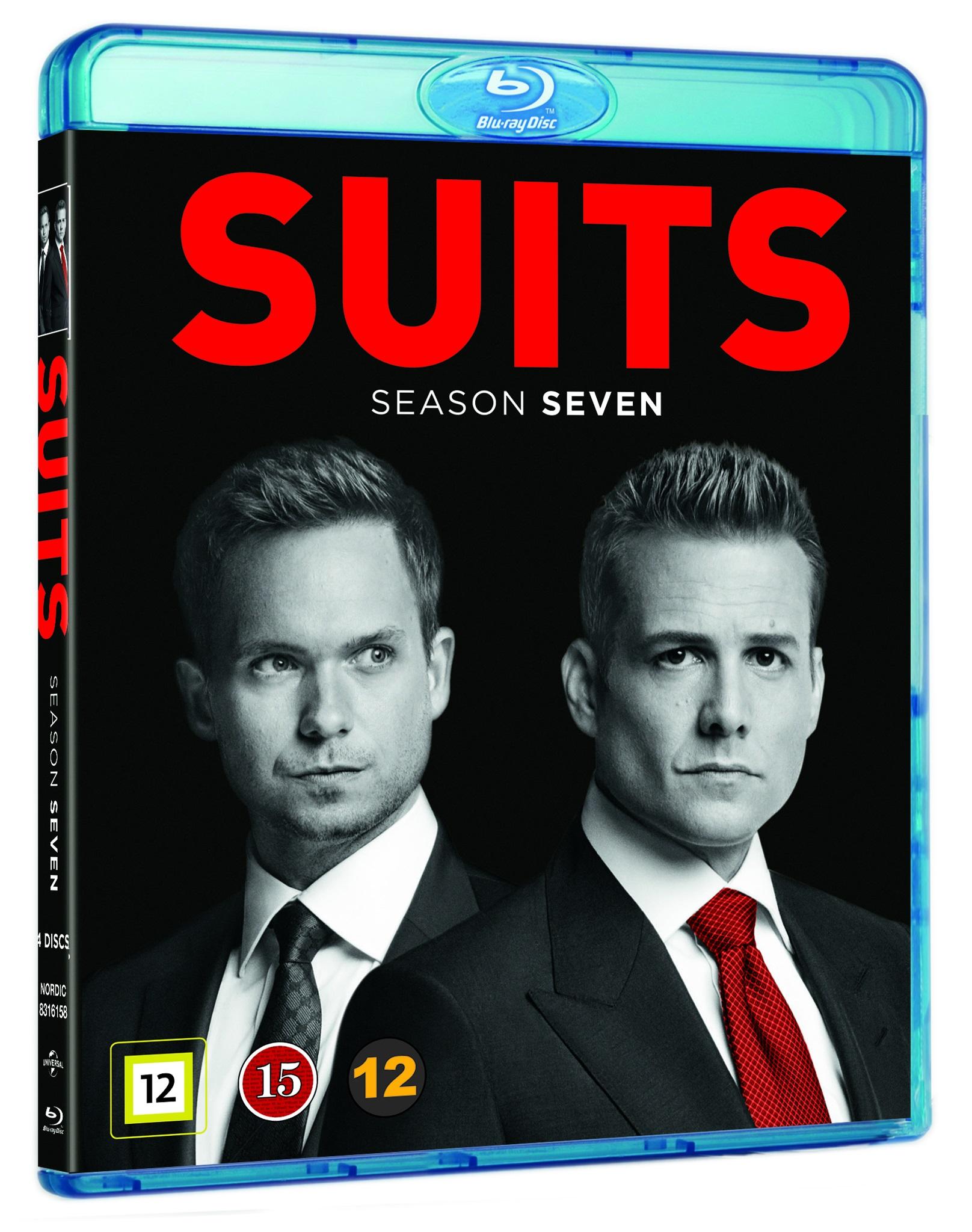 Suits - Season 7 - Suits - Film -  - 5053083161583 - 9/8-2018