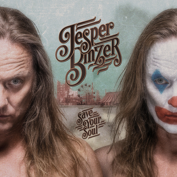 Save Your Soul (Sky Blue Vinyl) - Jesper Binzer - Musik -  - 5054197083587 - 6/11-2020
