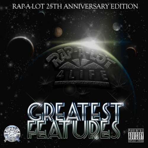 Greatest Features / Various - Greatest Features / Various - Musik - RPAL - 0044003102590 - 5/10-2010