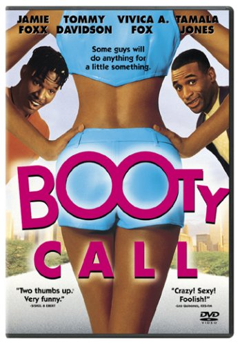 Booty Call - Booty Call - Film - COLUMBIA TRISTAR - 0043396949591 - 4/6-2002