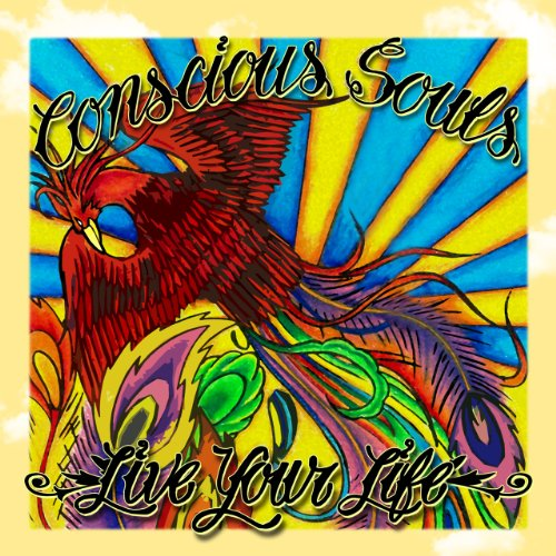 Live Your Life - Conscious Souls - Musik - SSRK - 0753182711591 - November 9, 2010