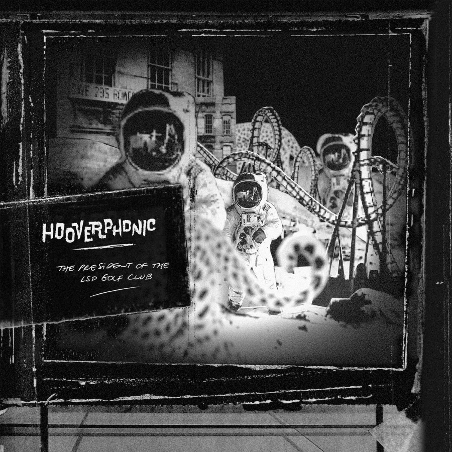 The President Of The LSD Golf Club - Hooverphonic - Musik -  - 8719262006591 - 13/4-2019