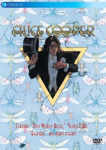 Welcome to My Nightmare - Alice Cooper - Film - EV CLASSICS - 5036369802592 - 28/6-2018