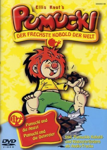 Pumuckl 11 Doppelfolgen - Pumuckl - Film - KARUSSELL - 0044005311594 - 24/3-2003