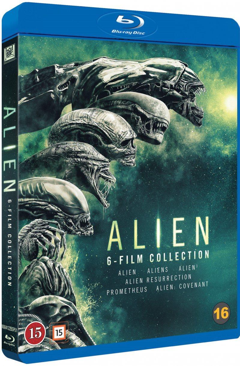 Alien Collection - Alien - Film -  - 7340112750596 - 7/11-2019