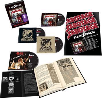 Sabotage - Black Sabbath - Musik - BMG Rights Management LLC - 4050538659597 - June 11, 2021