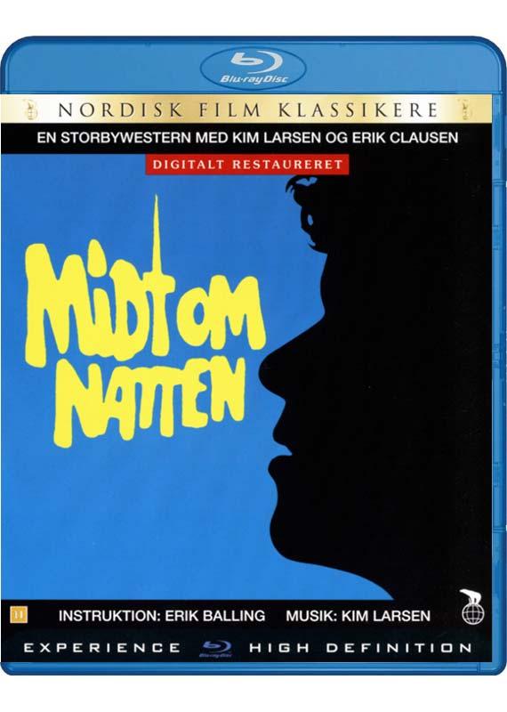 Midt Om Natten -  - Film -  - 5708758685597 - 2019