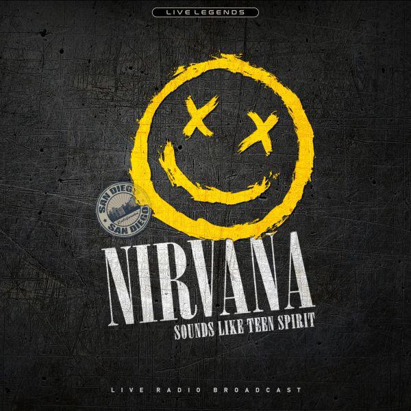 Sounds Like Teen Spirit (Yellow Vinyl) - Nirvana - Musik - PEARL HUNTERS - 5906660083597 - 18/12-2020