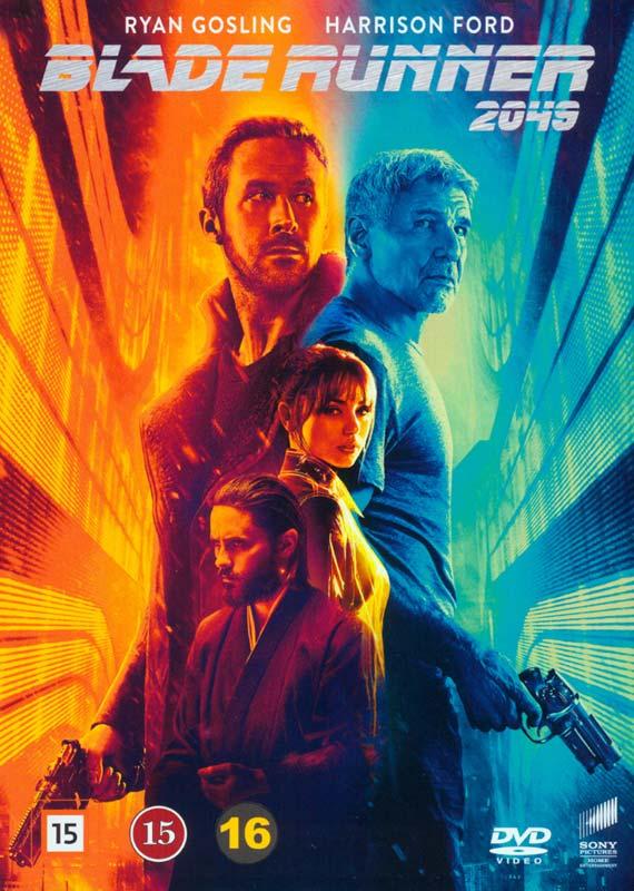 Blade Runner 2049 - Harrison Ford / Ryan Gosling - Film - JV-SPHE - 7330031004597 - 22. februar 2018