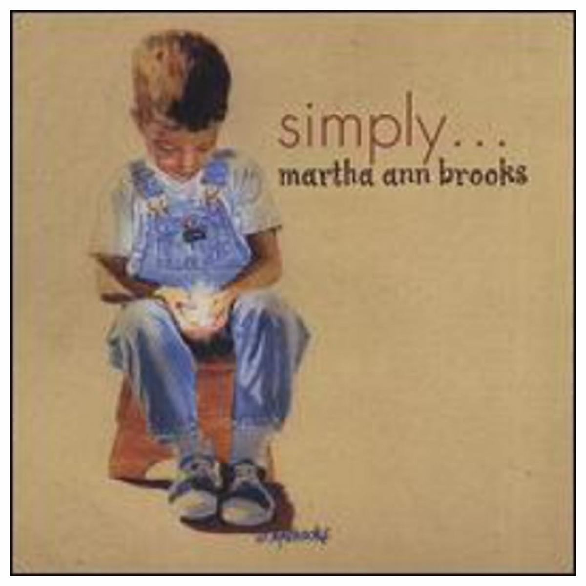 Simply - Martha Ann Brooks - Musik - CD Baby - 0837101154598 - 28/3-2006