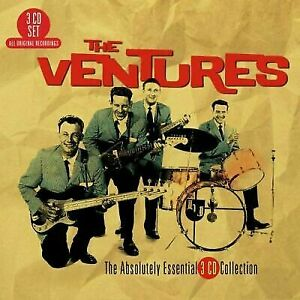The Absolutely Essential 3 Cd Collection - Ventures - Musik - BIG 3 - 0805520131599 - 25/8-2017