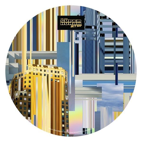 We Are Superhuman The 4Th Mini Album - NCT 127 - Musik - VIRGIN EMI - 8809664801600 - 11/10-2019