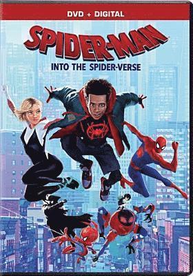 Spider-man: into the Spider-verse - Spider-man: into the Spider-verse - Film -  - 0043396522602 - 19/3-2019